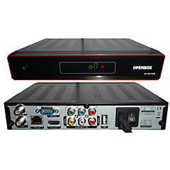 Original Openbox X5 HD Digital satellittmottaker Sunplus 1512 EYEBOX X5 Internett-deling Mottaker