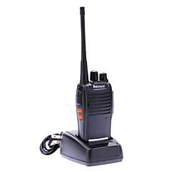 billige Walkie-talkies-Walkie-talkie Håndholdt Programmeringskabel Programmerbar med datasoftware VOX CTCSS/CDCSS Skan 3-5 km 3-5 km 16 1500.0 Walkie Talkie