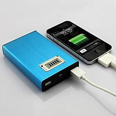 baratos Baterias Externas-Para Bateria externa do banco de potência Output 1: 5V, Output 2: 5V Para # Para Carregador de bateria Lanterna / Output Múltiplo LCD