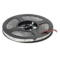 olcso Dekorativna rasvjeta-5 m LED-es szalagfények 300 LED 5630 SMD Meleg fehér Vízálló / Cuttable / Öntapadós 12 V 1db / IP65