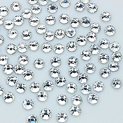 1440pcs 2mm cristal scintillant art strass décoration des ongles