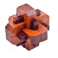 baratos -Quebra-Cabeças de Madeira Quebra-Cabeças Inteligentes Nível Profissional Velocidade De madeira Clássico Para Meninos Dom