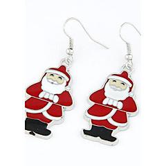 Christmas Santa Claus oorbellen