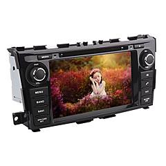 """billiga DVD-spelare till bilen-8 """"2 DIN in-dash pekskärm bil dvd-spelare för nissan Teana / Altima 2013-2014"""
