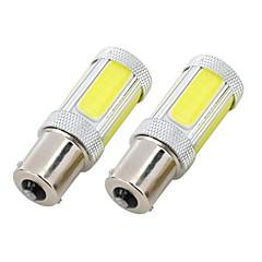 levne -BA15S(1156) Auto studená bílá 24 W COB 6500-7000 Mlhovka Signální světlo zatáčení Brzdové osvětlení Světlo zpátečky