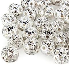 billige Perler og smykkemaking-DIY Smykker 10 Perler kits Strass Perlene DIY Halskjeder Armbånd