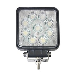 "cheap -Liancheng® 4"" 27W 2160 Lumens Super Bright Square LED Work Light for Off-road,Tractor,UTV,ATV"