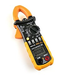 tanie Instrumenty elektryczne-6000  Counts Digital Clamp Meter True-RMS Inrush Current  Capacitance Frequency Measurer MS2108