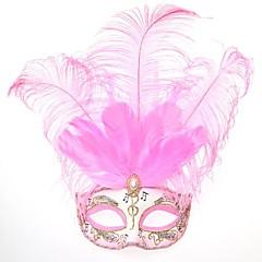 Princeznovské Pohádkové Maska Dámské Halloween Karneval Festival/Svátek Halloweenské kostýmy Tisk