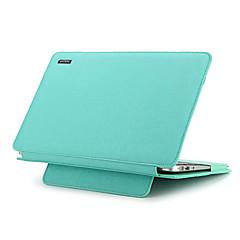 taikesenアップルのMacBook Air 13インチの革ソフトスリーブケースバッグ