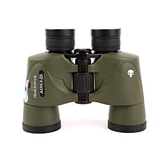 Esdy 8X50 mm Binoculars Waterproof Weather Resistant Tactical Military General use Hunting BAK4 Fully Multi-coated 357ft/1000yds Central