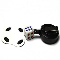 サイコロは、フラット撃たれた - 魔法の小道具