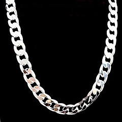cheap Necklaces-Women's Necklace  -  Stylish Silver Necklace For Party, Anniversary, Birthday / Gift / Daily