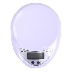 tanie Wagi-megoodo cyfrowej wagi kuchennej (rozdzielczość maks / 1g 5 kg)