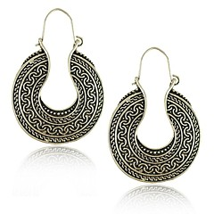 cheap Earrings-Women's - Stylish Round For Special Occasion Party / Evening