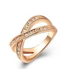 Sormukset Naisten koot Ruusukulta Ruusukulta 5.0 / 6.0 / 7.0 / 8.0 / 9.0 Pink Gold