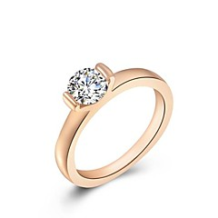 cheap Rings-Ring - Stylish Rose Gold Ring For Wedding Party / Evening