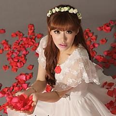 Guma   Satén Čelenky   Květiny s 1 Svatební   Zvláštní příležitosti    Venkovní Přílba ea610202f1
