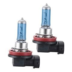 Χαμηλού Κόστους HID Xenon Bulb-H11 100W Super White έκρυψε xenon προβολέα αλογόνου λάμπα για τα αυτοκίνητα (DC 12V / ζεύγος)