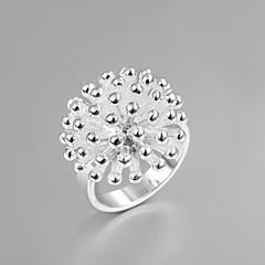 Dames Bandringen Kwasten Modieus Kostuum juwelen Sterling zilver Sieraden Voor Bruiloft Feest Dagelijks Causaal