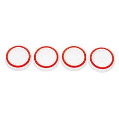baratos Acessórios para PS4-Controladores de jogo Thumb Stick Grips Para Sony PS3 / Xbox 360 / Um Xbox ,  Controladores de jogo Thumb Stick Grips Silicone 1 pcs unidade