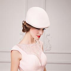 levne Ozdoby do vlasů na večírek-vlna tylové klobouky hlavice elegantní klasický ženský styl