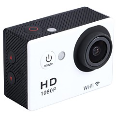 "aoluguya w9 wifi HD 1080p vesitiivis 12mp urheilu kamera DV 2 ""LTPS lcd / 140 asteen laajakulmaobjektiivi (valikoituja värejä)"