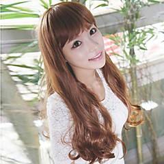 tanie Peruki syntetyczne-Peruki syntetyczne Blond Costume Wig Codzienny
