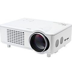 Snbole® mini led 3d home theater business projector 3000 lumen 1280x800 1080p vga usb sd hdmi invoer t928s