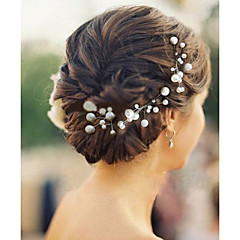 cheap Hair Jewelry-Charms Accessory Others Party Accessories Wedding Party Party / Evening Holiday Classic Theme Material Pearl