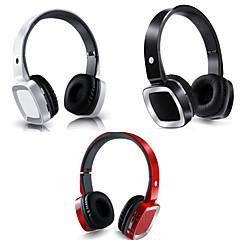 billige Bluetooth-hodetelefoner-DF-S003 - Bluetooth - Hodetelefoner (hodebånd) - Med mikrofon - Medie Player/Tablet/Mobiltelefon/Computer