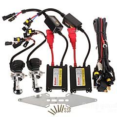 HID Xenon - Araba/SUV/ATV/Traktör/UTV/Off-Road/Mühendislik Araba/Silindir/Maden Kamyonu - Baş Lambası (6000K