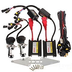 billige Frontlykter til bil-2pcs H4 Bil Elpærer 35W 3200lm HID Xenon Hodelykt For Honda / Toyota