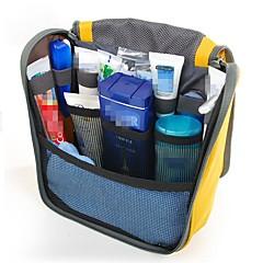billige Bags on sale-Unisex Tasker Nylon Kosmetik Taske for Afslappet Alle årstider Orange Gul Blå Lys pink