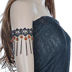 ヴィンテージヒマワリタッセルチェーンブレスレット古典的な女性のスタイル