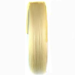cheap Wigs & Hair Pieces-New Fashion Women Horsetail Straight Ponytail Bundled Women Horsetail