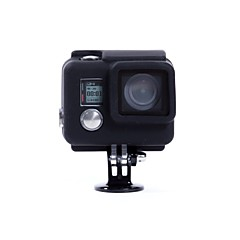 cheap Sports Action Cameras & Accessories  For Gopro-Smooth Frame Protective Case For Action Camera Gopro 4 Black Gopro 4 Silver Gopro 4 Gopro 3+ Rubber - 1