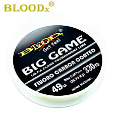cheap Fishing Lines-300M / 330 Yards Fluorocarbon Line Fishing Line 40LB 30LB 25LB 22LB 20LB 16LB 12LB 10LB 8LB 7LB 6LB 5LB