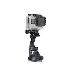 baratos Câmeras Esportivas & Acessórios GoPro-Acessórios Sucção Alta qualidade Para Câmara de Acção Gopro 5 Gopro 4 Gopro 3 Gopro 3+ Gopro 2 Sport DV Plástico