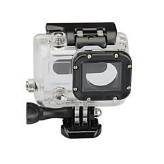tanie Akcesoria do GoPro-etui Filtr do soczewki Dla Action Camera Gopro 4 Gopro 3 Gopro 3+ Gopro 2 Łowiectwa i Rybołówstwa żeglarstwo Plastikowy