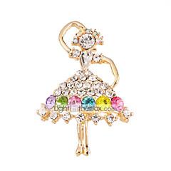 imitasjon Diamond Luksus Smykker Regnbue Smykker Bryllup Fest Spesiell Leilighet Bursdag