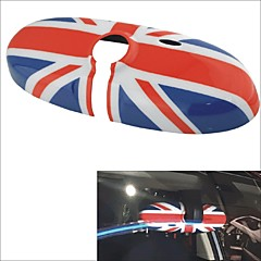 ABS Material UV Protected Interior Mirror Cover for mini cooper countryman