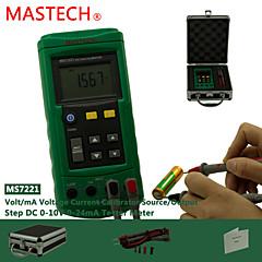 tanie Instrumenty elektryczne-Mastech ms7221- napięcia miernik prądu - napięcie źródła sygnału 10V 24mA prąd źródło sygnału
