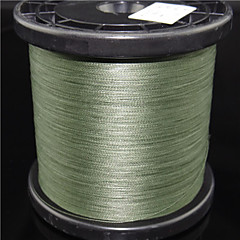 cheap Fishing Lines-1000M / 1100 Yards PE Braided Line / Dyneema / Superline Fishing Line 100LB 80LB 70LB 65LB 60LB 50LB 45LB 40LB 30LB 25LB 20LB 15LB 10LB