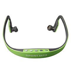 módní stereofonní headset sportovní sluchátka sluchátka mp3 hudební přehrávač micro sd pro tf slot pro přehrávač SAMSUNG iPhone