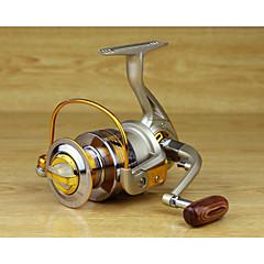 billiga Fiskerullar-Snurrande hjul 5.5:1 Växlingsförhållande+10 Kullager Hand Orientering utbytbar Spinnfiske - EF4000 / EF5000 / EF6000 / EF7000