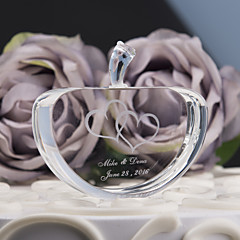 cheap Bridesmaid Gifts-Bride Bridesmaid Couple Glass Crystal Items Wedding Anniversary Birthday Housewarming Congratulations Graduation Thank You Valentine