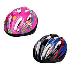 子供用 - サイクリング / ロードバイク / レクリエーションサイクリング / アイススケート - マウンテン / ロード / スポーツ - ヘルメット ( ピンク / ブルー , EPS / PVC )サイクリング / ロードバイク / レクリエーションサイクリング /