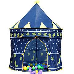 billige Telt og ly-2 personer Telt Dobbelt camping Tent Utendørs Festivaltelt Hold Varm Fukt-sikker Velventilert Vanntett Ultra Lett (UL) Vindtett