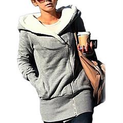 Damen Solide-Schick & Modern Bluse